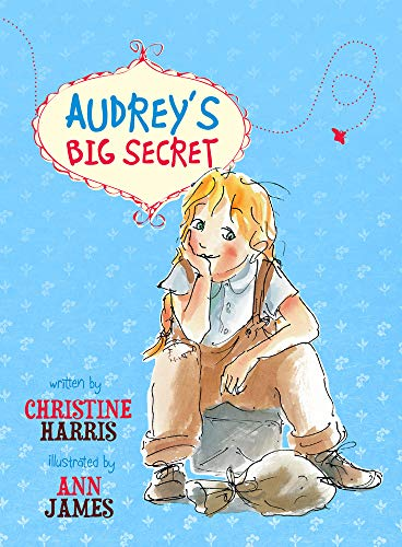 Audrey's Big Secret: Harris, Christine