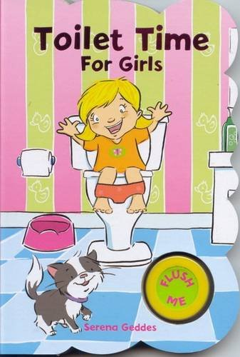 Toilet Time for Girls - 3rd Edition