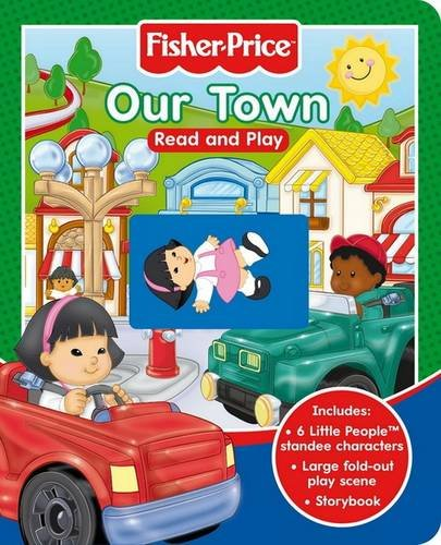 9781743005637: Fisher Price Read & Play Our Town