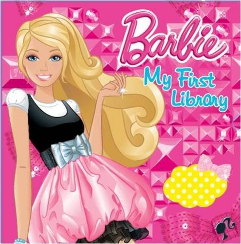 9781743007860: Barbie My First Library