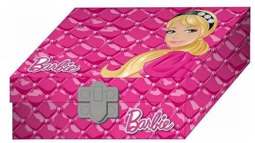 9781743007877: Barbie Jewellery Box of Boxs