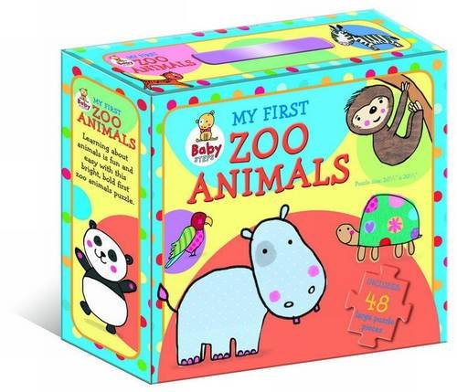 9781743009680: My First Zoo Animals Floor Puzzle