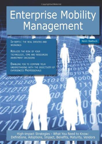 9781743048344: Enterprise Mobility Management