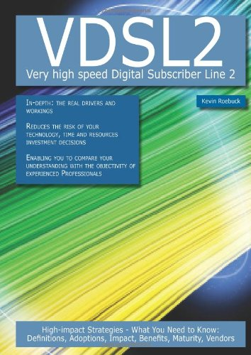 9781743048443: VDSL2 - Very High Speed Digital Subscriber Line 2