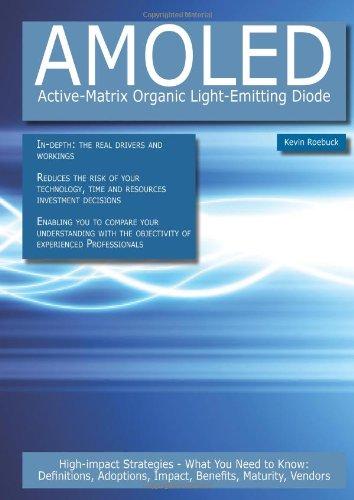 9781743048993: AMOLED - Active-Matrix Organic Light-Emitting Diode
