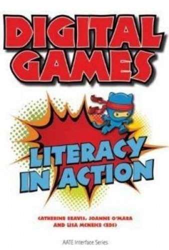 9781743051276: Digital Games: Literacy in action