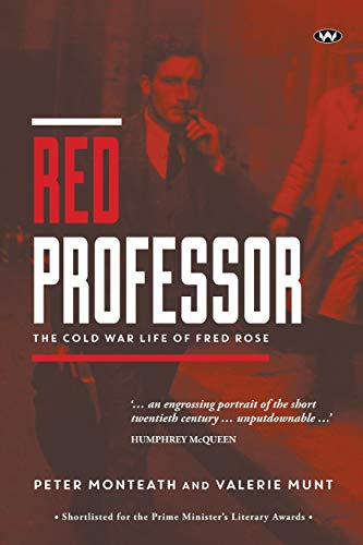 9781743053720: Red Professor: The Cold War life of Fred Rose