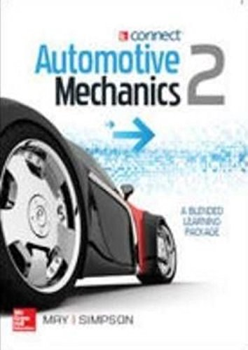Automotive Mechanics 2 Blended Learning Package: Ed May