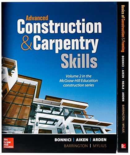 SW Construction Volume 1 and 2 (Spiral): BONNICI