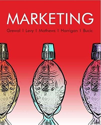 Marketing (Paperback): Grewal