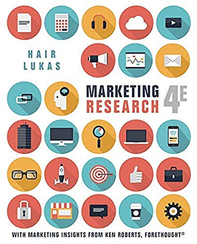 Marketing Research (Paperback): Joseph F. Hair Jr. and Bryan Lukas