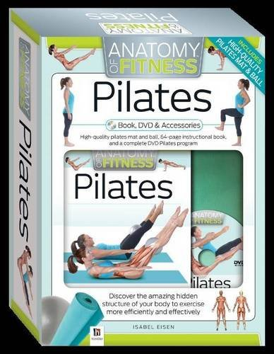 9781743080030: Pilates Anatomy of Fitness Book DVD and Accessories (PAL) (Anatomy of Fitness Complete Box DVD)