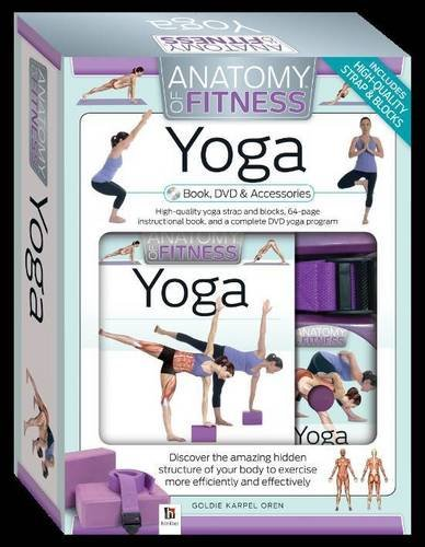 9781743080054: Yoga Anatomy of Fitness Book DVD and Accessories (PAL) (Anatomy of Fitness Complete Box DVD)