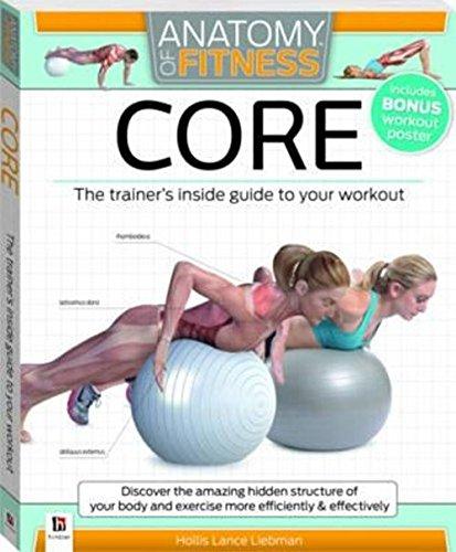 Anatomy of Fitness: Core: Liebman, Hollia Lane