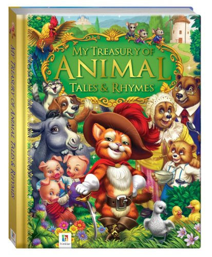 9781743083994: My Treasury of Animal Tales & Rhymes