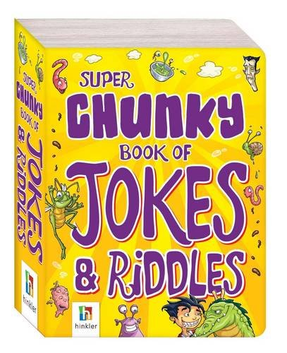 9781743087138: Super Chunky Book of Jokes and Riddles (Pocket Pals Series)