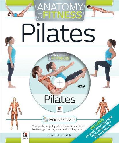 9781743087374: Cased Gift Box DVD: Anatomy of Fitness Pilates