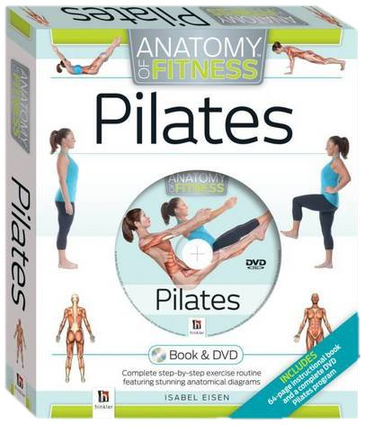9781743087435: Pilates Anatomy of Fitness Book DVD and Accessories (PAL) (Anatomy of Fitness Complete Box DVD)