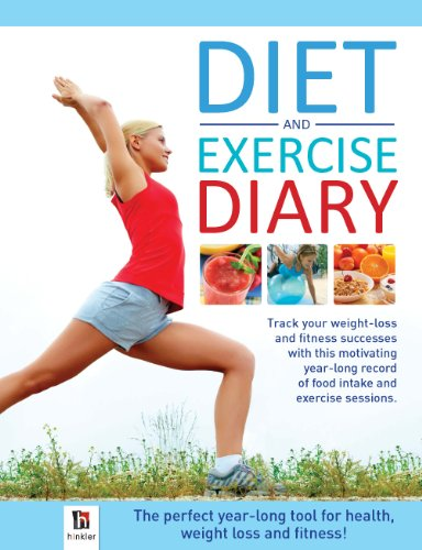 9781743087800: Diet & Exercise Diary