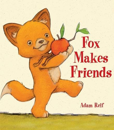 9781743088401: Fox Makes Friends (Bonney Press)