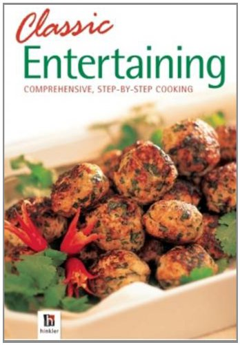 9781743088715: Classic Entertaining (Classic Cooking)