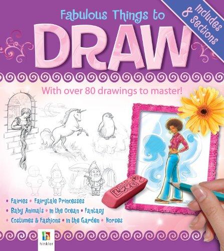 9781743088920: Fabulous Things to Draw