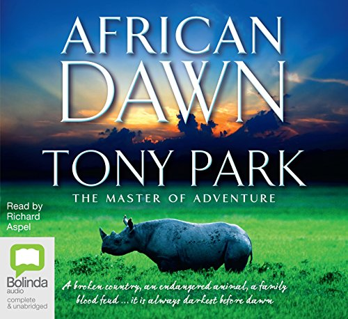 African Dawn (Compact Disc): Tony Park