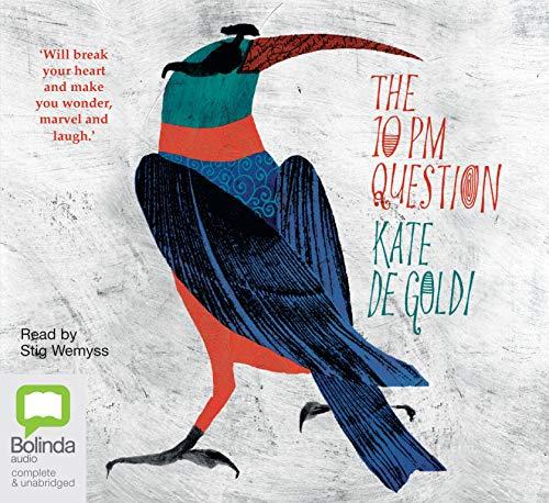 The 10Pm Question: Kate De Goldi
