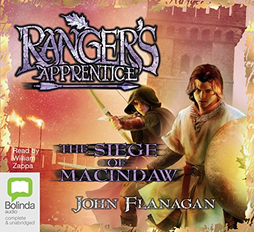 9781743104033: The Siege Of Macindaw (Ranger's Apprentice (6))