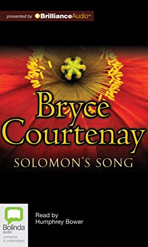Solomon's Song (1743107315) by Bryce Courtenay