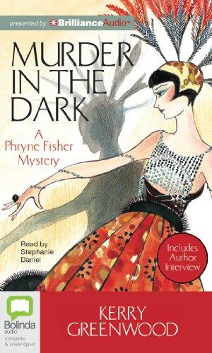 Murder in the Dark (Phryne Fisher Mysteries): Greenwood, Kerry
