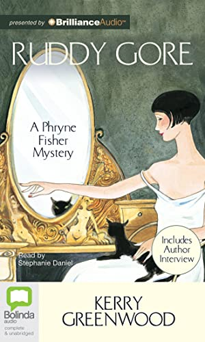 Ruddy Gore (Phryne Fisher Mysteries): Greenwood, Kerry