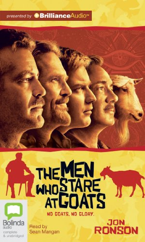 9781743108505: The Men Who Stare At Goats