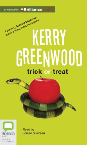 Trick or Treat (Corinna Chapman Mysteries) (1743109741) by Kerry Greenwood