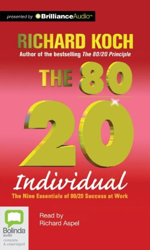9781743110034: The 80/20 Individual: The Nine Essentials of 80/20 Success at Work