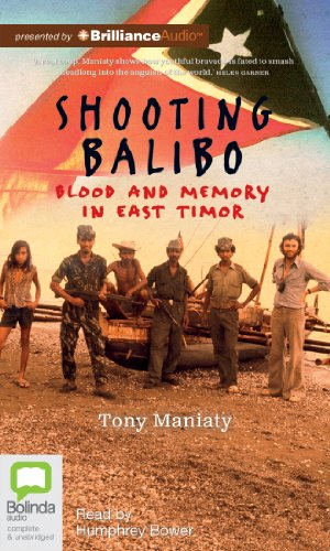 9781743110133: Shooting Balibo: Blood and Memory in East Timor