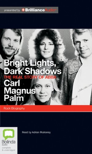 9781743110492: Bright Lights, Dark Shadows: The Real Story of Abba