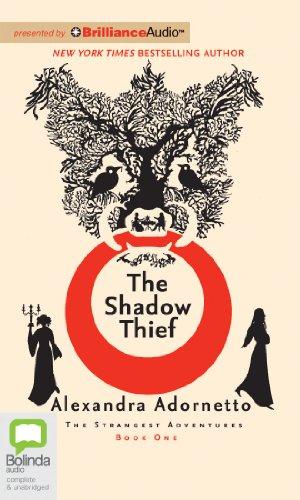 9781743110713: The Shadow Thief (Strangest Adventures Series)