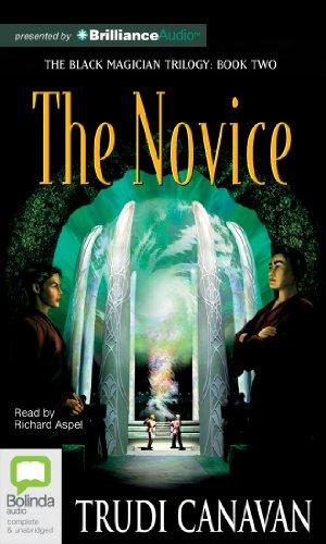 The Novice (Black Magician Trilogy): Canavan, Trudi