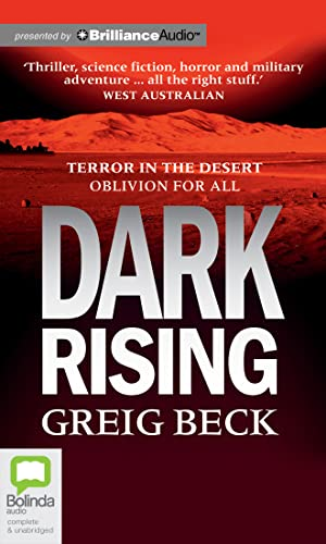 Dark Rising (Alex Hunter): Greig Beck