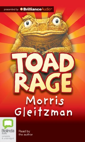 Toad Rage (Toad Series) (1743115660) by Morris Gleitzman