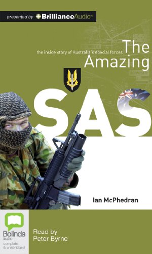 9781743115701: The Amazing SAS