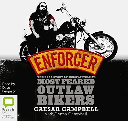 Enforcer (Compact Disc): Caesar Campbell