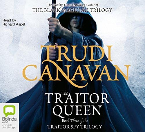 The Traitor Queen (Compact Disc): Trudi Canavan