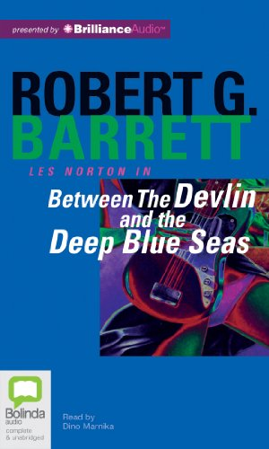 9781743137673: Between the Devlin and the Deep Blue Seas
