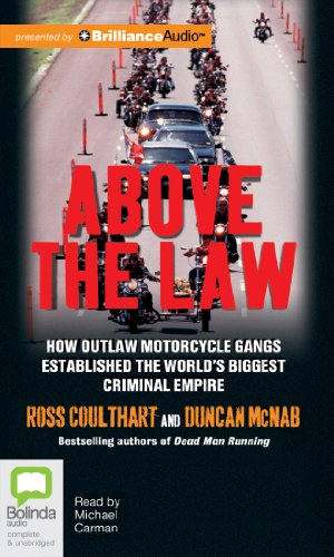 9781743137703: Above the Law