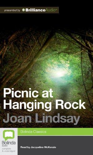 Picnic at Hanging Rock (Bolinda Classics): Lindsay, Joan