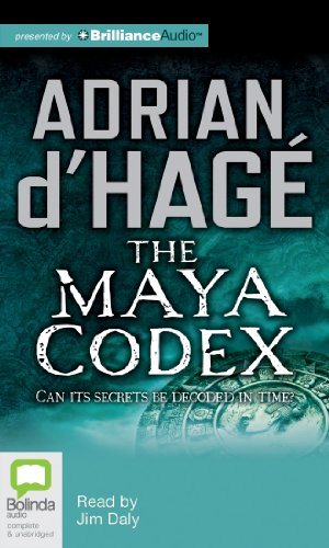 Maya Codex: Adrian d Hage
