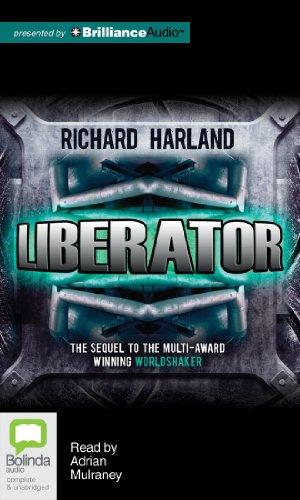Liberator (Worldshaker): Harland, Richard