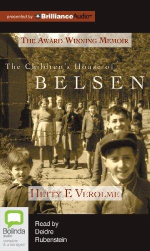 9781743142479: The Children's House of Belsen